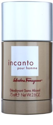 Salvatore Ferragamo Incanto Pour Homme dezodorant w sztyfcie dla mężczyzn