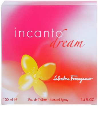 Salvatore Ferragamo Incanto Dream Eau de Toilette für Damen 4