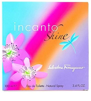 Salvatore Ferragamo Incanto Shine eau de toilette nőknek 4