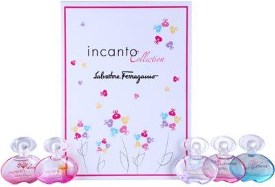 Salvatore Ferragamo Incanto Collection ajándékszettek