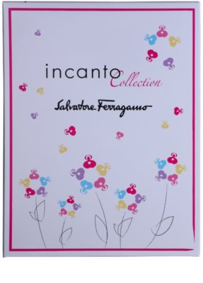 Salvatore Ferragamo Incanto Collection подарункові набори 3