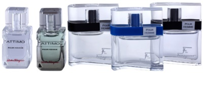 Salvatore Ferragamo Masculin Fragrances coffret presente 2