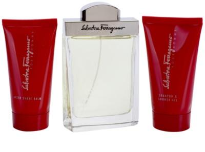 Salvatore Ferragamo Pour Homme подарунковий набір 1