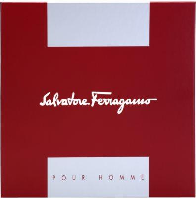 Salvatore Ferragamo Pour Homme подарунковий набір 2