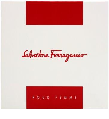 Salvatore Ferragamo Pour Femme lote de regalo 2