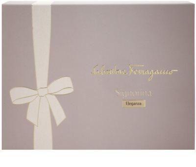 Salvatore Ferragamo Signorina Eleganza ajándékszett 3