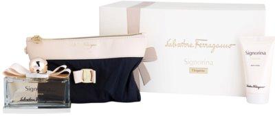 Salvatore Ferragamo Signorina Eleganza подаръчни комплекти