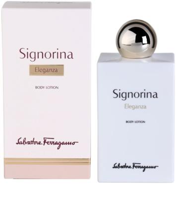 Salvatore Ferragamo Signorina Eleganza Lapte de corp pentru femei