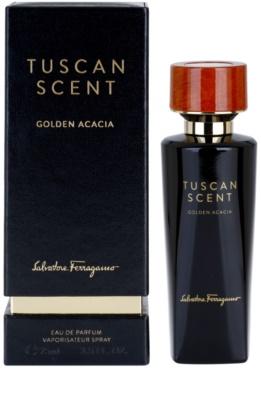 Salvatore Ferragamo Tuscan Scent: Golden Acacia woda perfumowana unisex