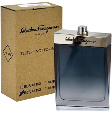 Salvatore Ferragamo Subtil Pour Homme туалетна вода тестер для чоловіків
