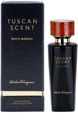Salvatore Ferragamo Tuscan Scent: White Mimosa parfémovaná voda unisex