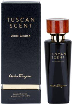 Salvatore Ferragamo Tuscan Scent: White Mimosa woda perfumowana unisex