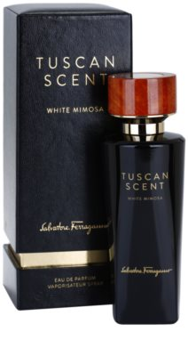 Salvatore Ferragamo Tuscan Scent: White Mimosa eau de parfum unisex 1