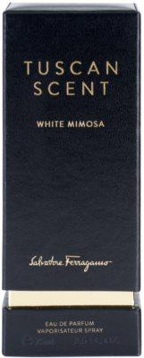 Salvatore Ferragamo Tuscan Scent: White Mimosa parfémovaná voda unisex 4