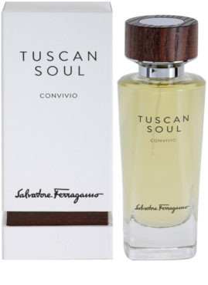 Salvatore Ferragamo Tuscan Soul Quintessential Collection Convivio Eau de Toilette unissexo