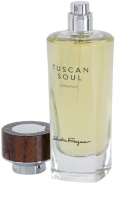 Salvatore Ferragamo Tuscan Soul Quintessential Collection Convivio Eau de Toilette unisex 3