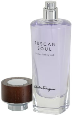 Salvatore Ferragamo Tuscan Soul Quintessential Collection Viola Essenziale eau de toilette unisex 3