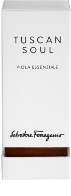 Salvatore Ferragamo Tuscan Soul Quintessential Collection Viola Essenziale Eau de Toilette unisex 4