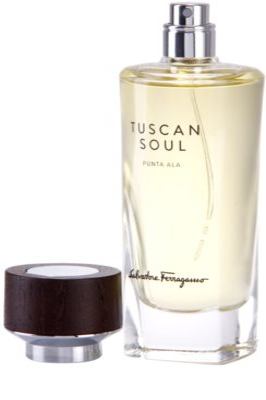 Salvatore Ferragamo Tuscan Soul Quintessential Collection: Punta Ala toaletní voda unisex 3
