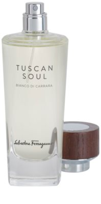 Salvatore Ferragamo Tuscan Soul Quintessential Collection: Bianco Di Carrara eau de toilette unisex 4