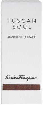 Salvatore Ferragamo Tuscan Soul Quintessential Collection: Bianco Di Carrara eau de toilette unisex 5