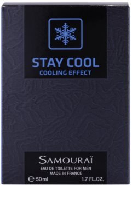 Samourai Stay Cool Eau de Toilette für Herren 4