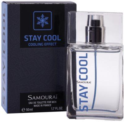 Samourai Stay Cool Eau de Toilette für Herren 1