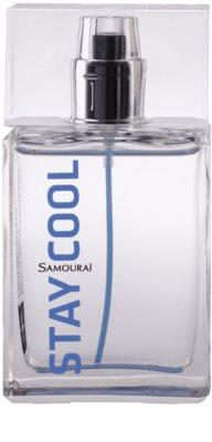 Samourai Stay Cool Eau de Toilette für Herren 2