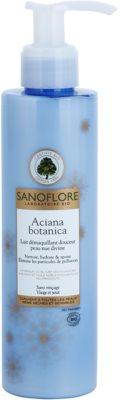 Sanoflore Aciana Botanica очищаюче молочко зі зволожуючим ефектом