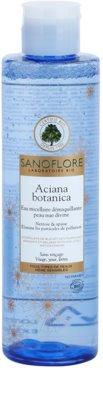 Sanoflore Aciana Botanica apa pentru curatare cu particule micele pe fata si ochi