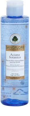 Sanoflore Aciana Botanica oczyszczający płyn micelarny do twarzy i okolic oczu
