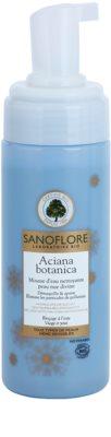 Sanoflore Aciana Botanica mousse de limpeza 1