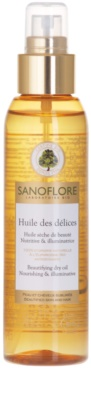Sanoflore Corps óleo seco para rosto, corpo e cabelo 1