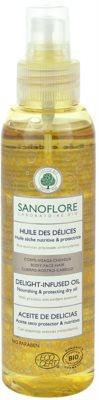 Sanoflore Corps suchý olej na tvár, telo a vlasy
