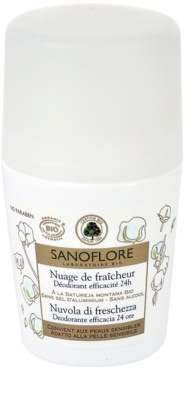Sanoflore Déodorant dezodorant roll-on 24 ur