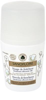 Sanoflore Déodorant Roll-On Deodorant 24 Std.