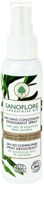 Sanoflore Déodorant Deodorant Spray fara continut de aluminiu 24 de ore