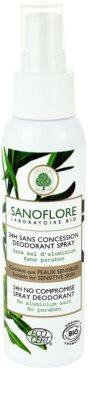 Sanoflore Déodorant Deospray ohne Aluminium 24 h