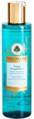 Sanoflore Magnifica tisztító víz a bőr tökéletlenségei ellen