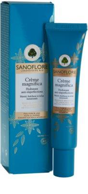 Sanoflore Magnifica зволожуючий крем для шкіри з недоліками 2