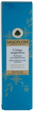 Sanoflore Magnifica зволожуючий крем для шкіри з недоліками 3