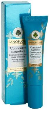 Sanoflore Magnifica ápolás a bőr tökéletlenségei ellen 1