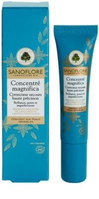 Sanoflore Magnifica ápolás a bőr tökéletlenségei ellen 2