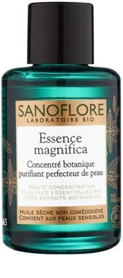 Sanoflore Magnifica Concentrat iluminator impotriva imperfectiunilor pielii