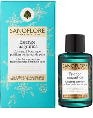 Sanoflore Magnifica aufhellendes Konzentrat gegen die Unvollkommenheiten der Haut 2