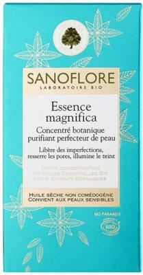 Sanoflore Magnifica aufhellendes Konzentrat gegen die Unvollkommenheiten der Haut 3