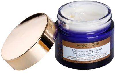 Sanoflore Merveilleuse učvrstitvena in hranilna krema proti gubam 1