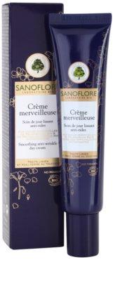 Sanoflore Merveilleuse przeciwzmarszczkowy krem na dzień dla cery wrażliwej 1