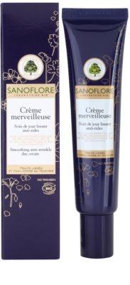 Sanoflore Merveilleuse przeciwzmarszczkowy krem na dzień dla cery wrażliwej 2