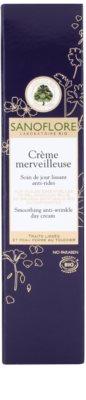 Sanoflore Merveilleuse przeciwzmarszczkowy krem na dzień dla cery wrażliwej 3